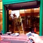 Puertas correderas de vidrio automáticas