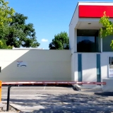 barrera-vehicular-lady-5-beninca-en-scotiabank-vitacura