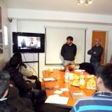 primera reunion-clientes-distribuidores-con-beninca-automatismos-lau